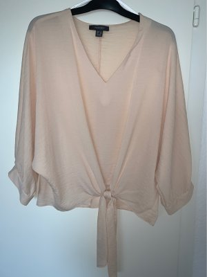 Primark Camisa holgada nude-crema