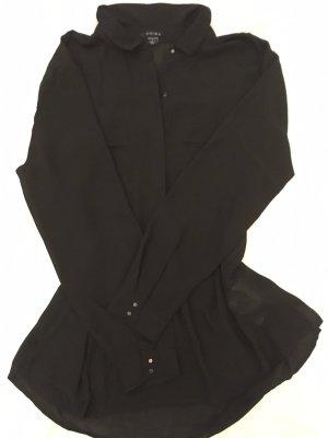 Amisu Short Sleeved Blouse black