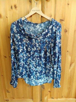 Bluse Oberteil Shirt Langarmbluse Sommerbluse Esprit
