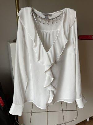 Bluse, ohne Knopfleiste - H&M