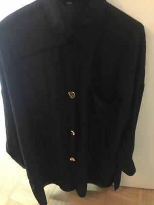 Bluse Oversize Zara