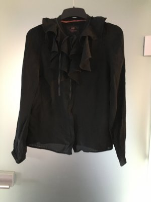 Bluse Pepe Jeans schwarz