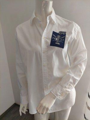 Polo Ralph Lauren Camicetta a maniche lunghe bianco