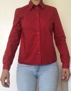 Prada Blusa-camisa rojo