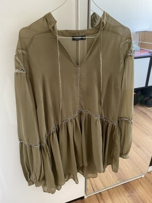 Bluse Reserved Khaki