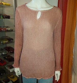 Bluse rosa Größe 42
