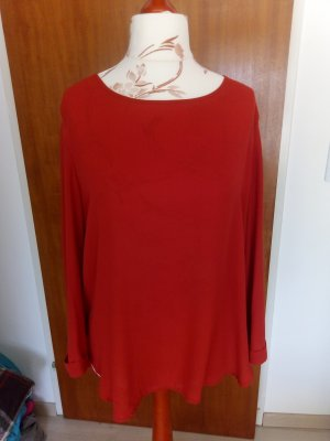 Bluse rost-rot