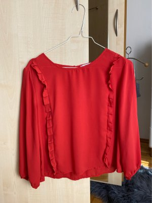 Bluse, rot