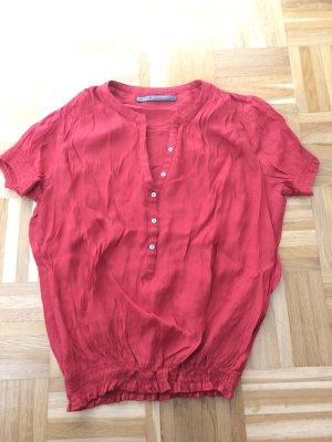 Bluse, Rot, Gr. L, Zara