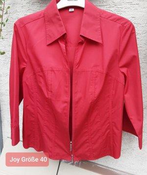 Joy Blusa ancha rojo