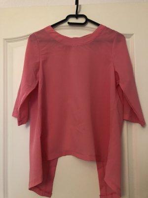 Blusa kimono rosa