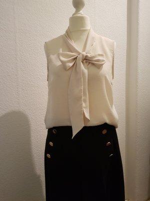 Vero Moda Blouse avec noeuds multicolore