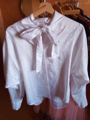 Bluse Schluppenbluse Vintage Oversize