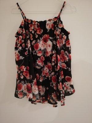 Bluse/Schulterfrei