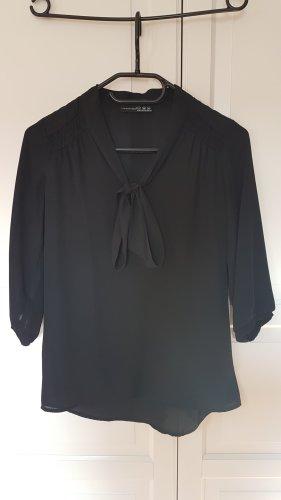 Athmosphere Bluzka z kokardą czarny