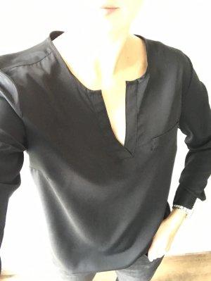 Bluse schwarz Gr. 38 Neuwertig von esmara