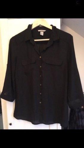 Bluse schwarz Gr.40