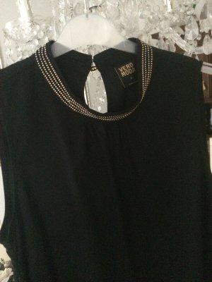 Bluse / schwarz / Gr. M / Vero Moda