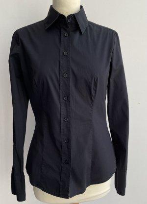 Bluse // schwarz // Gr. S