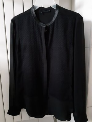 Bluse schwarz The Kooples
