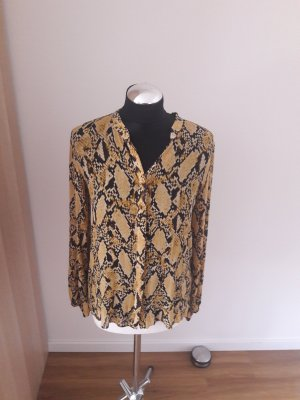 Second Female Long Sleeve Blouse yellow