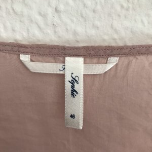 Sophie Silk Blouse rose-gold-coloured