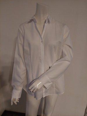 Seidensticker Blusa de manga larga blanco