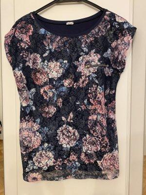 Bluse / Shirt Blumenoptik