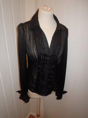 Bluse Shirt Blusenshirt schwarz Rinascimento Größe M Büro Hochzeit Business