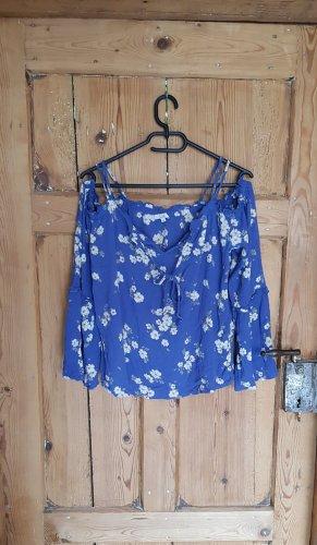 Ckh Carmen Shirt white-blue