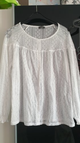 Yessica Lace Blouse white