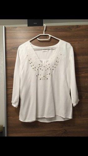 Bluse/Shirt in weiß