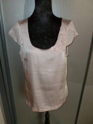 H&M Blouse brillante rose chair-rose clair
