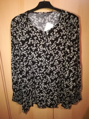 C&A Yessica Shirt Tunic black-white viscose