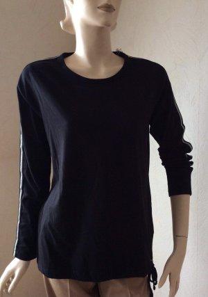 Bluse Shirt schwarz von Fry Day Größe 38 Neu