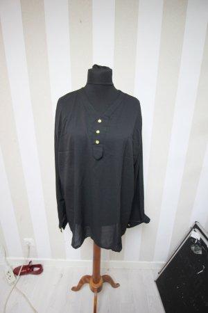 Tunique-blouse noir
