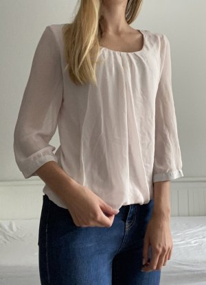 Bluse Shirtbluse rosa