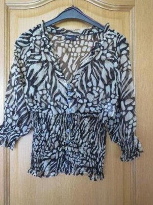 Blusa Crash multicolore