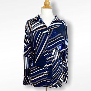 Soyaconcept Cols de blouses bleu foncé-bleu acier