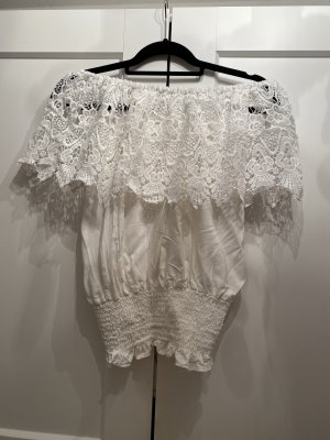 Bluse spitze