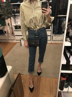 Bluse Stripes Blogger