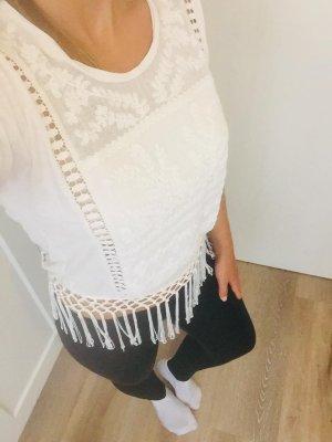 Bluse Supertry weiß
