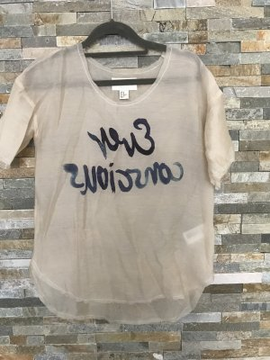 Bluse / T-Shirt von H&M Conscious Exclusive in Gr. XS