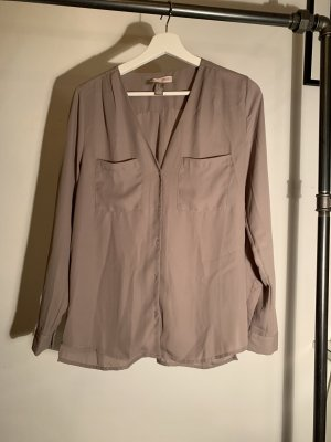 Bluse taupe Forever21 34