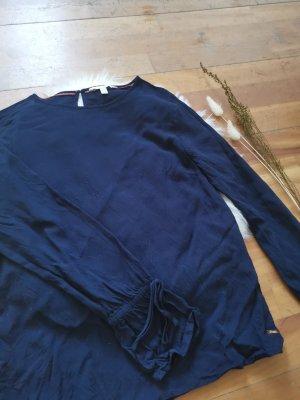 Bluse Tom Tailor Denim, Größe XS 34, dunkelblau