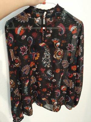 Bluse Tom Tailor mit floralem Muster