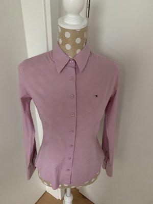 Tommy Hilfiger Long Sleeve Blouse pink-violet