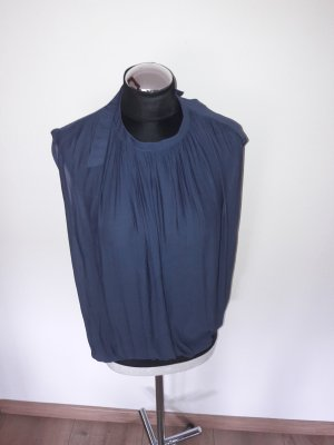 Esprit Off the shoulder top blauw