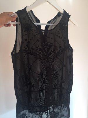 Bluse top h&m black S