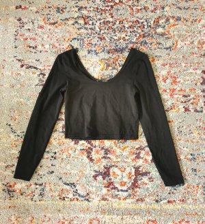 Tally Weijl Basic topje zwart Gemengd weefsel